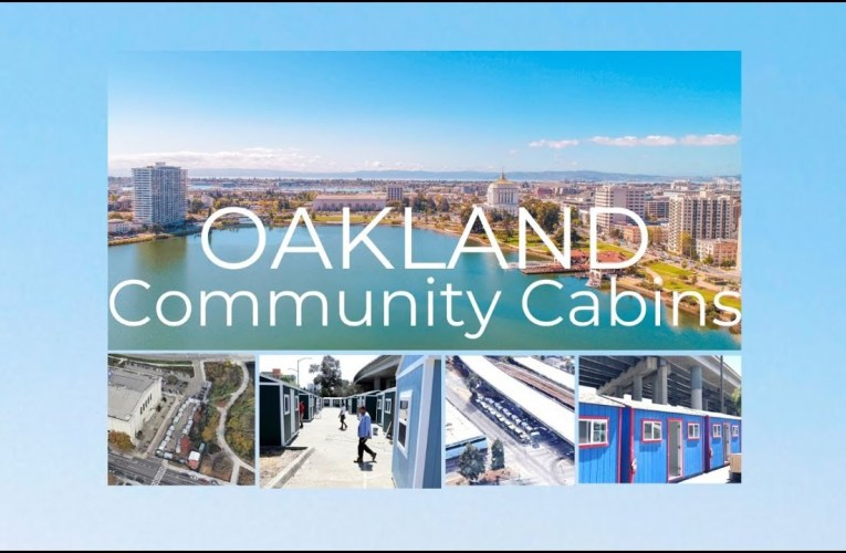 Oakland Community Cabins // Project Spotlight