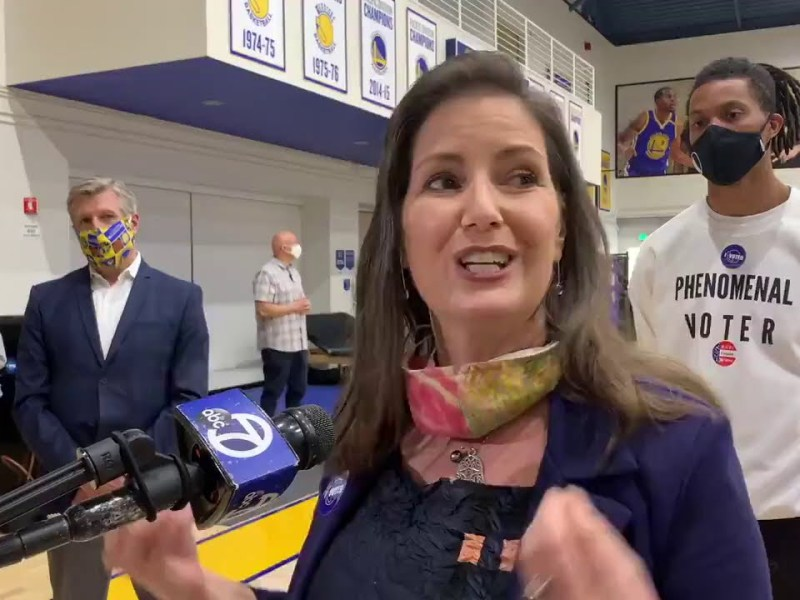 Oakland Mayor Libby Schaaf Seeks Biden Win Over Trump So President Can Stop Talking About Our City