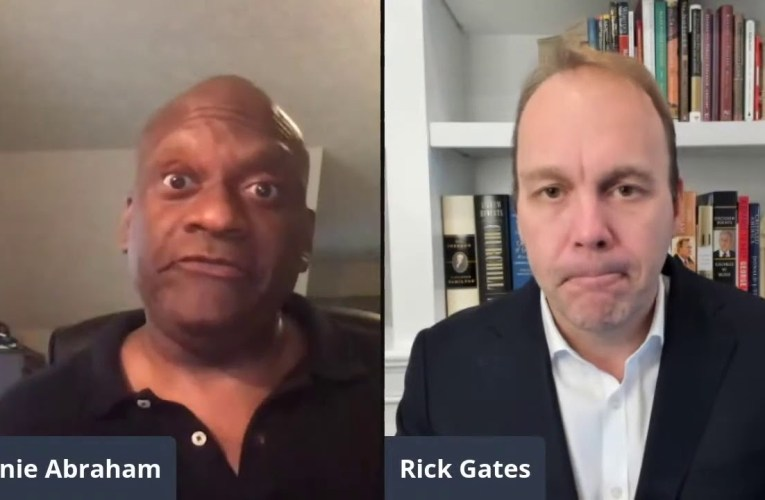 Rick Gates Former Trump Advisor On Election Day 2020, Predicts Close Biden vs Trump Vote