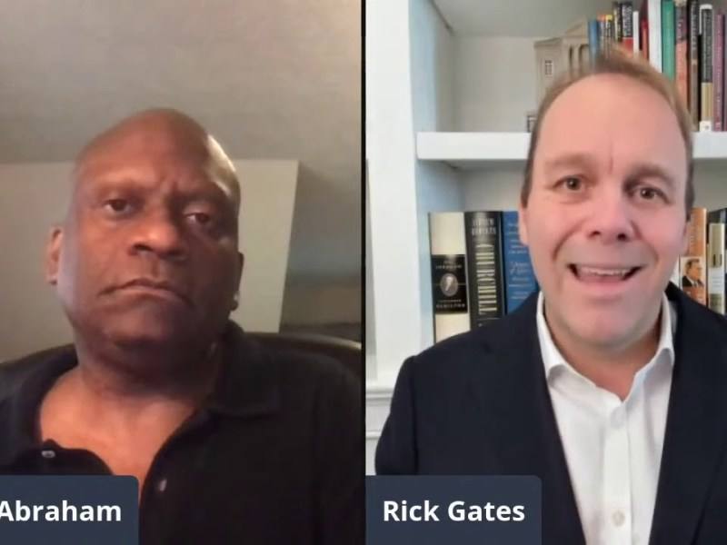 Rick Gates On Donald Trump's Polarizing Words On Illegal Immigration, And How They Impact Politics