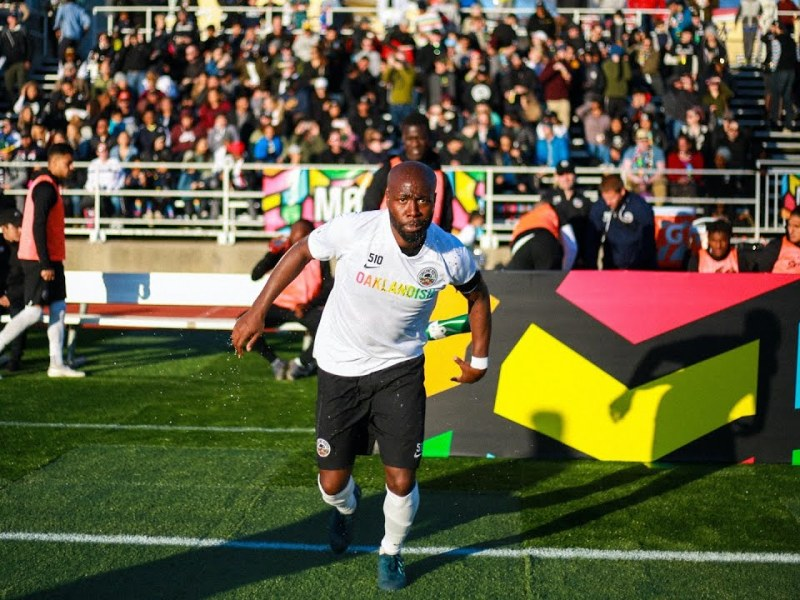 Oakland Roots Soccer Captain Nana Attakora Retires from Playing To Join Roots Coaching Staff