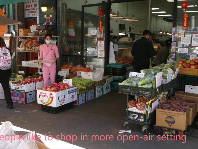 How Oakland Chinatown Fire and Pandemic Stopped Shopping In Heartbreaking YouTube Video
