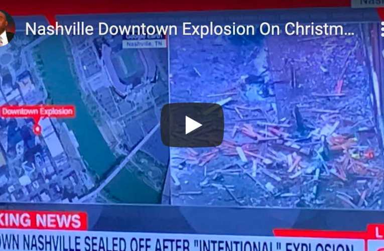Nashville Downtown Explosion On Christmas Day Was At Epicenter Of 2019 NFL Draft