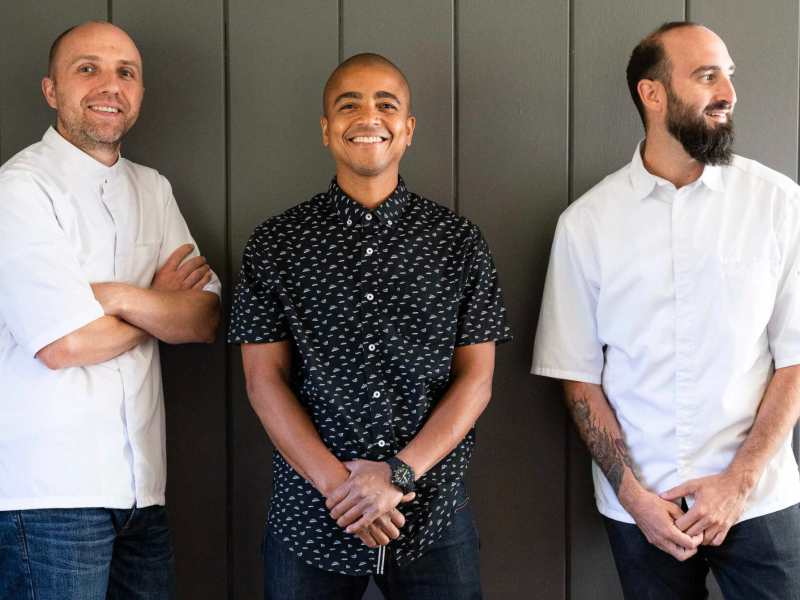 Young Chefs Behind Town Revival Restaurant For Oakland Tribune Tower Act Like There's No Pandemic