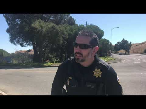 Public Worker And Law Enforcement Officers Harass Bay Area Transparency In Wild Videos