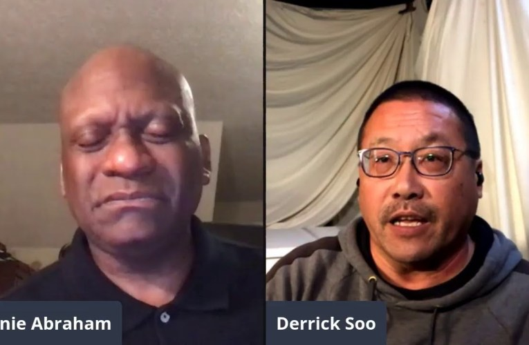 Live: Derrick Soo Interview Update On Oakland Homeless Situation And COVID-19, December 14, 2020