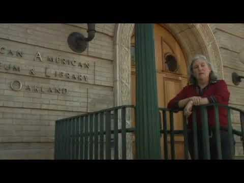 Annalee Allen: Oakland Tourism: African American Museum & Library