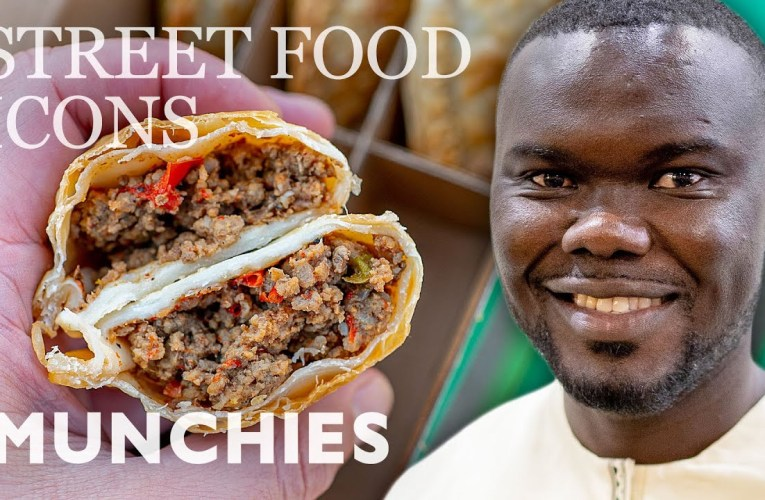Oumar Diouf And The The Damel: Called The Afro-Brazilian Street Food King Of Oakland By Vice