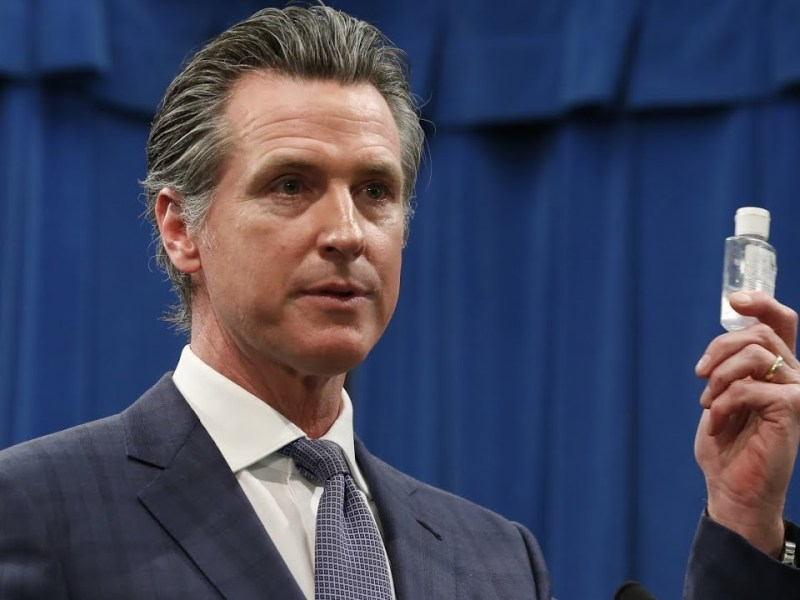 Do Not Recall Gavin Newsom, California Governor. We Need Newsom To Stay The Course Out Of Pandemic