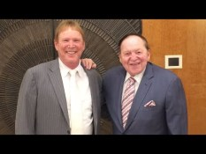 Sheldon Adelson, Who Brought Oakland Raiders To Las Vegas, Remade The Strip, Is Dead