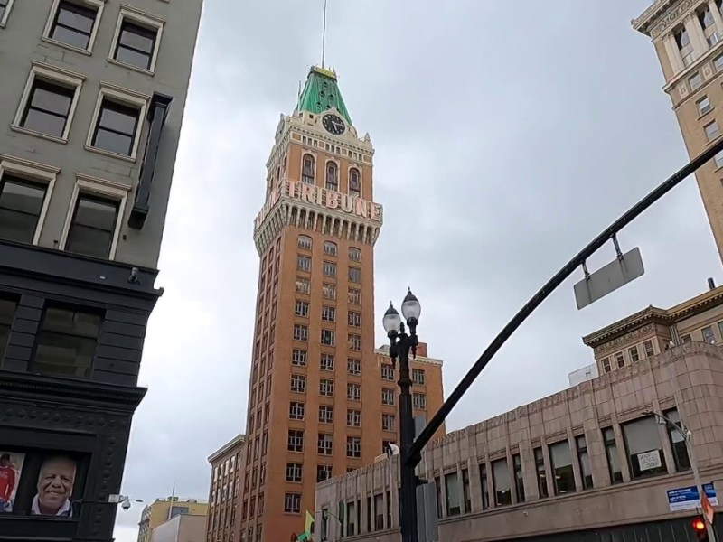 YouTuber Joy Cool Drives Around Downtown And West Oakland In Vlog-While-Driving
