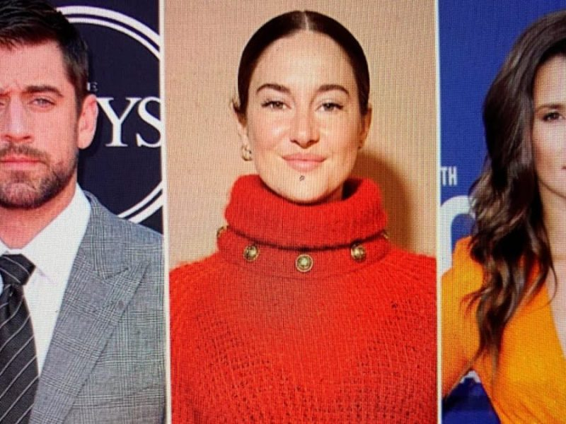 Aaron Rogers Engaged To Shailene Woodley As Packers QB Drops Bombshell On NFL Honors 2021