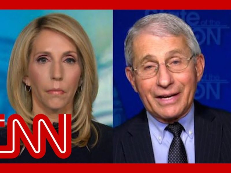 On CNN Dr. Fauci Explains Why We Might Be Wearing Masks In 2022