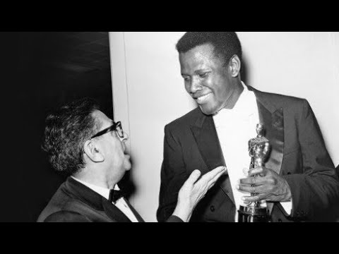 Greatest Speeches Series : Episode 17. Sidney Poitier – Oscar Speech/Movie Speech