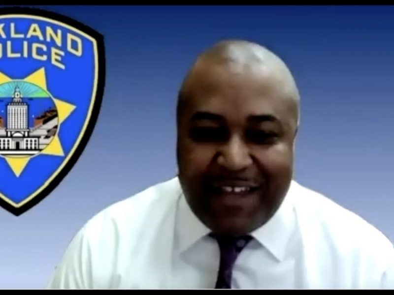 Oakland Police Chief LeRonne Armstrong – It's About Time