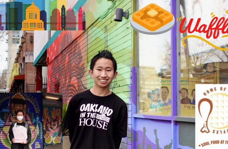 Supporting Businesses In Oakland, Home of Chicken &Waffles, Exploring Chinatown