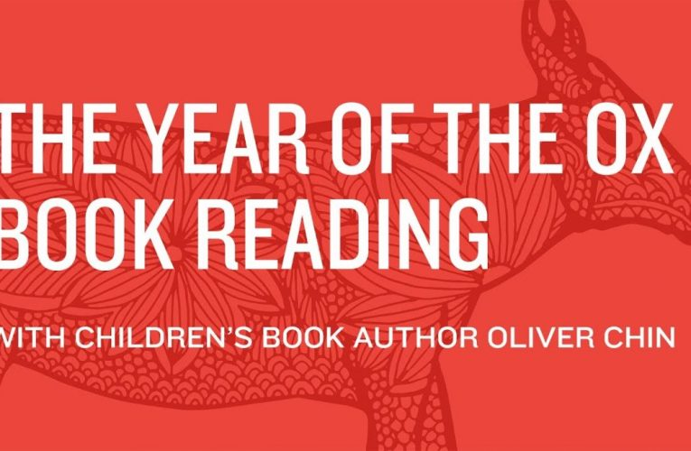 Oakland Museum The Year of The Ox Book Reading With Author Oliver Chin