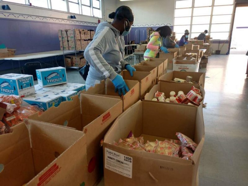 Oakland Schools News: OUSD Nutrition Services Transitions To Mostly Home Delivery