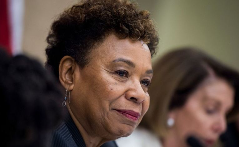 Barbara Lee U.S. Congresswoman From Oakland On Anti-Asian Hate Crime Legislation She's Working On