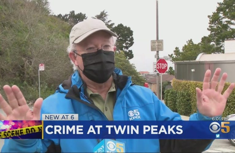 KPIX 5 Reporter Robbed At Gunpoint While Looking Into Auto Thefts At San Francisco Twin Peaks