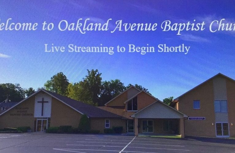 Oakland Avenue Baptist Church March 14, 2021