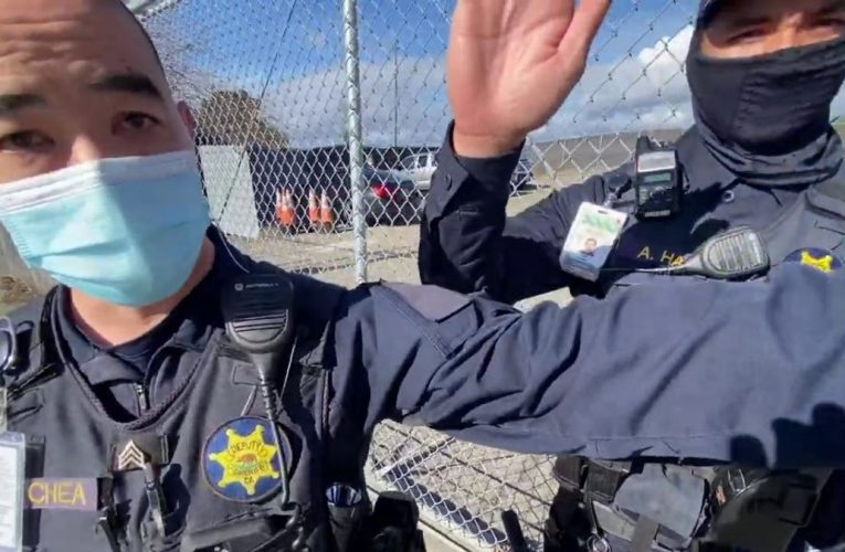 Bay Area Transparency On YouTube Proves Oakland Airport Alameda County Sheriffs Acted Illegally