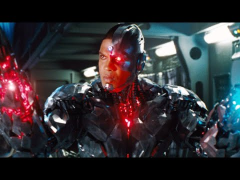 "Ray Fisher's Performance As Cyborg In Zack Snyder's Justice League ""Snyder Cut"" One For The Ages"