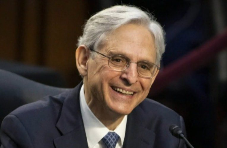 U.S. Senate Confirms Merrick Garland As Attorney General