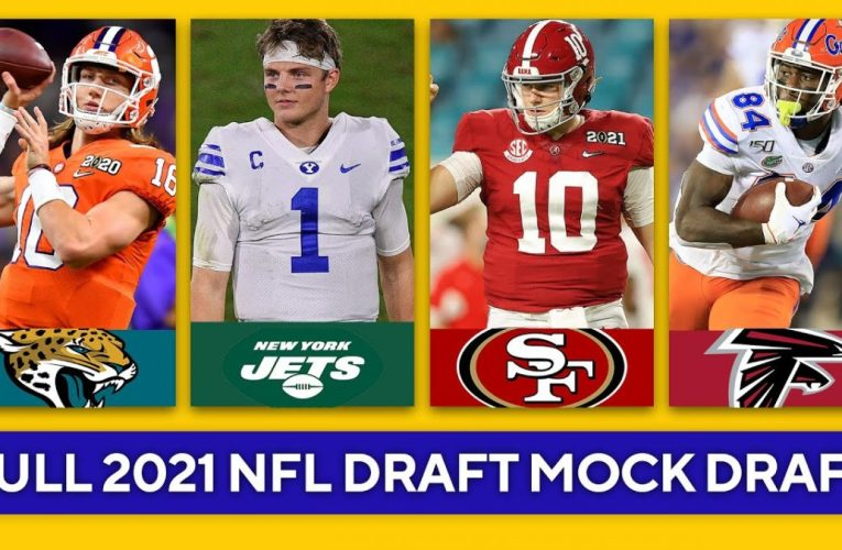 2021 NFL Mock Draft [FULL 1st Round] | CBS Sports HQ