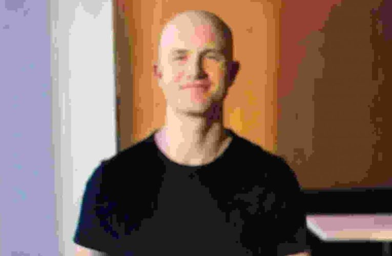 Brian Armstrong Coinbase CEO Who Gave Me My First Bitcoin After Meeting At Mars Bar SF, Goes Public