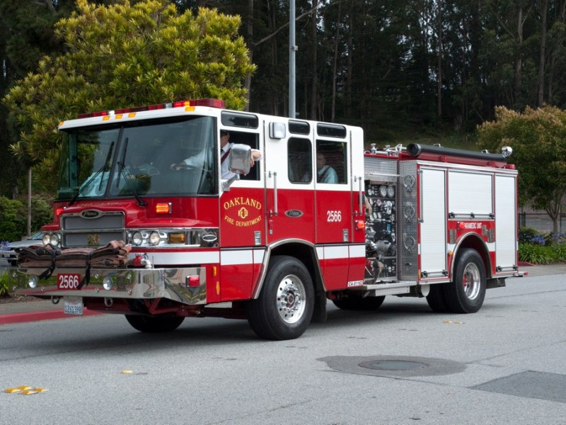 Oakland Fire Department Announced Oakland City Council Approved Return Of Full Service April 13th