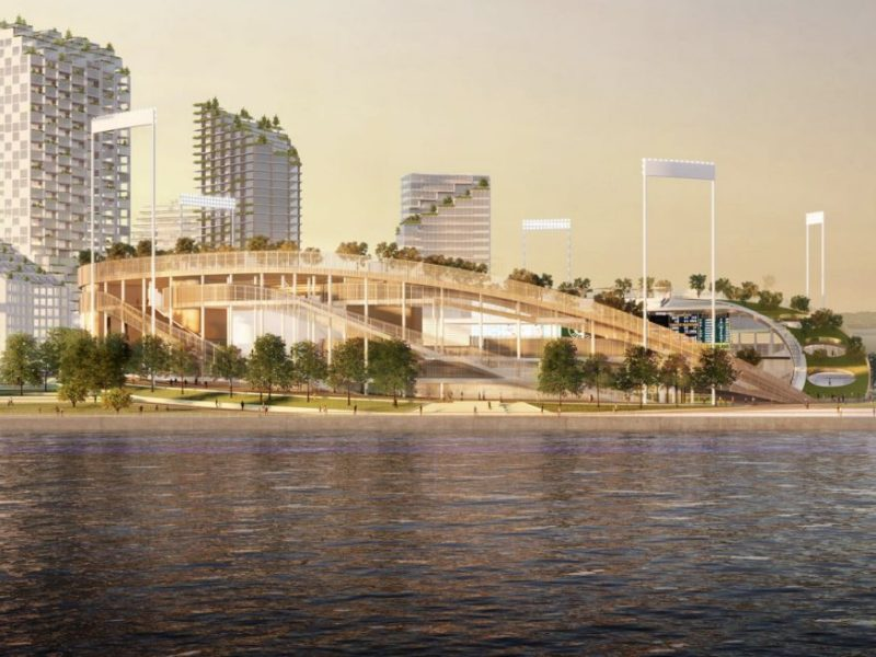 East Oakland Stadium Alliance Raises Howard Terminal Project Red Flags