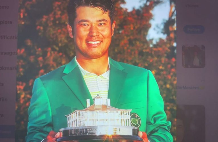 Congratulations To Hideki Matsuyama The First Japanese Winner Of The Masters As He Wins 2021 Masters