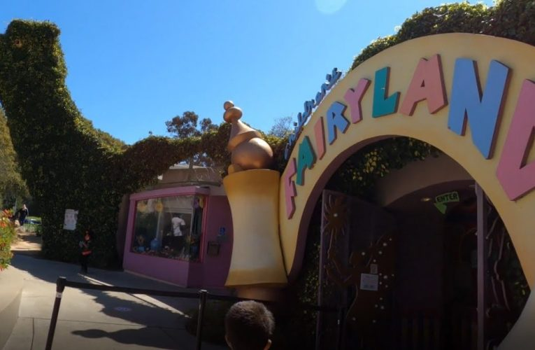A Family's Video Tour Of Children's Fairyland In Oakland