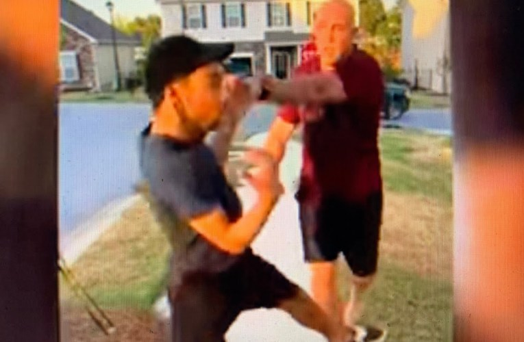 Jonathan Pentland Soldier In Jail After Assault On Black Young Man In South Carolina Is Lesson