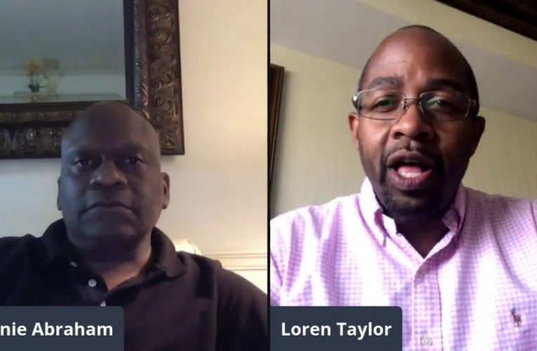Loren Taylor Oakland Councilmember Talks About Derek Chauvin Verdict And The Future