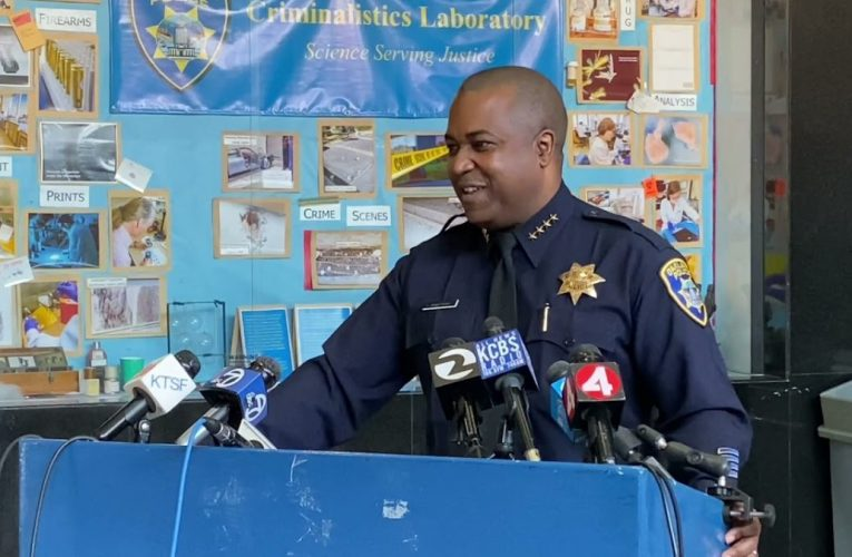 LeRonne Armstrong: OPD Oakland Police Chief Press Conference For April 2, 2021