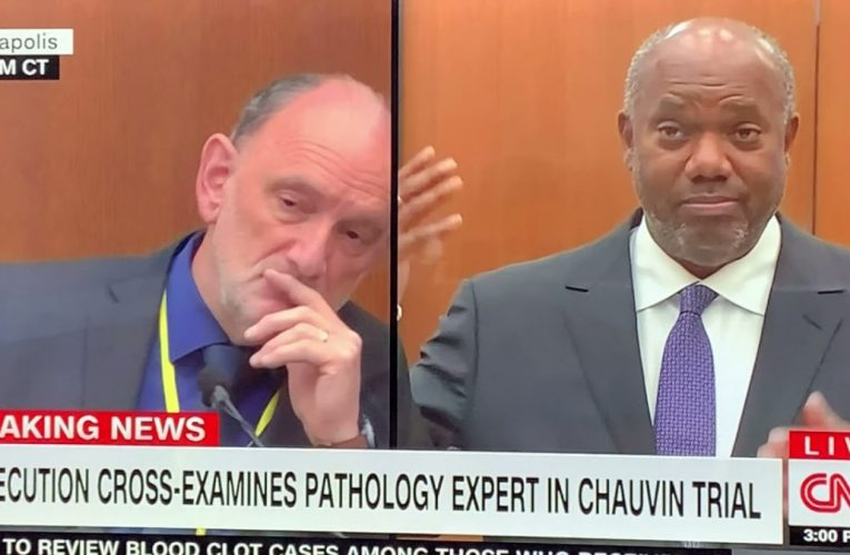 Prosecuting Attorney In Chauvin Trial Reduces Chauvin Defense Pathology Expert Claims To Nothing