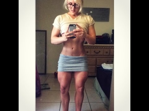 "Rachael ""Rachul"" Frieza Crossfit Super Muscular Hot Instagram Female Athlete @rachulfreyafit"