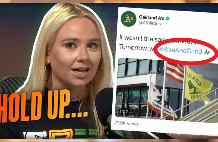 R&G Reacts to Oakland A's Stealing #RiseAndGrind Hashtag Branding | Rise & Grind