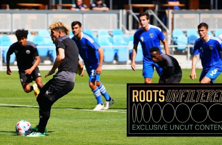 Oakland Roots Preseason Friendly Against San Jose Earthquakes