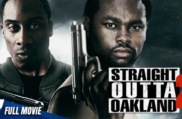 Straight Outta Oakland 2 – Full Action Movie Filmed At Oakland City Hall