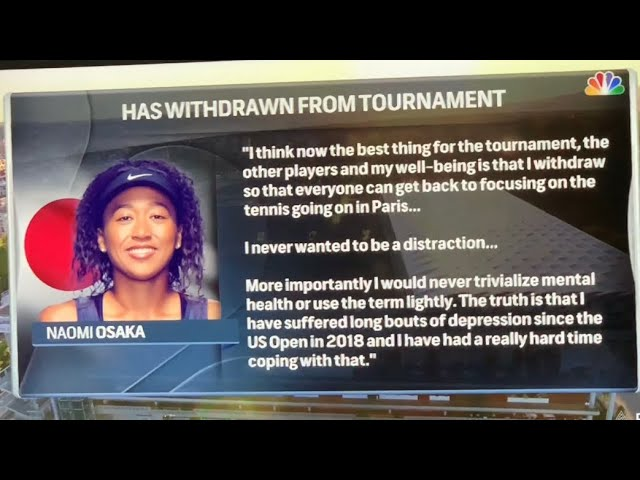 Naomi Osaka Withdraws From 2021 French Open After Fine, Criticism For Rejecting Press