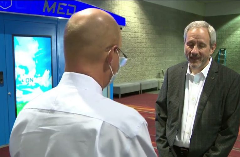 Las Vegas Convention Center Prepares for Return of Business with OnMed