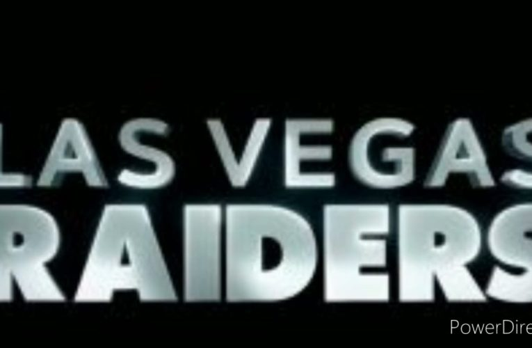 Las Vegas Raiders New Number Changers For 2021 Season. By Joseph Armendariz