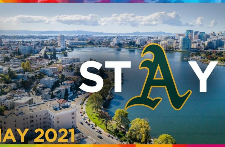 Making sense of the A's, MLB & Oakland in May 2021 (*live)
