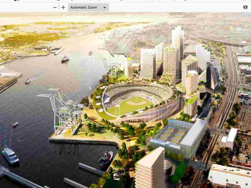 Howard Terminal Ballpark: A Gift To Oakland And Its People – By Kevin M. Corbett