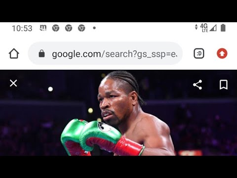 Boxing Pacquaio Brings In Shawn Porter As Training Partner