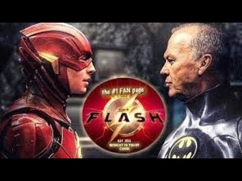 DC News: Michael Keaton Spotted In The Flash Movie Set Along With Supergirl? By Joseph Armendariz