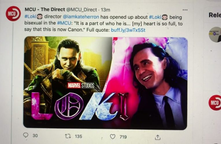 Loki Is Bisexual Says Director Kate Herron – But What Would Thor Say About That?